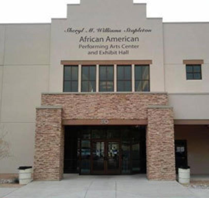 African American Performing Arts Center & Exhibit Hall