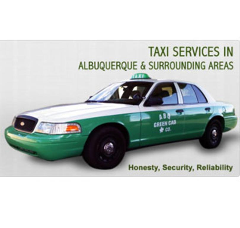 ABQ Green Cab Co.