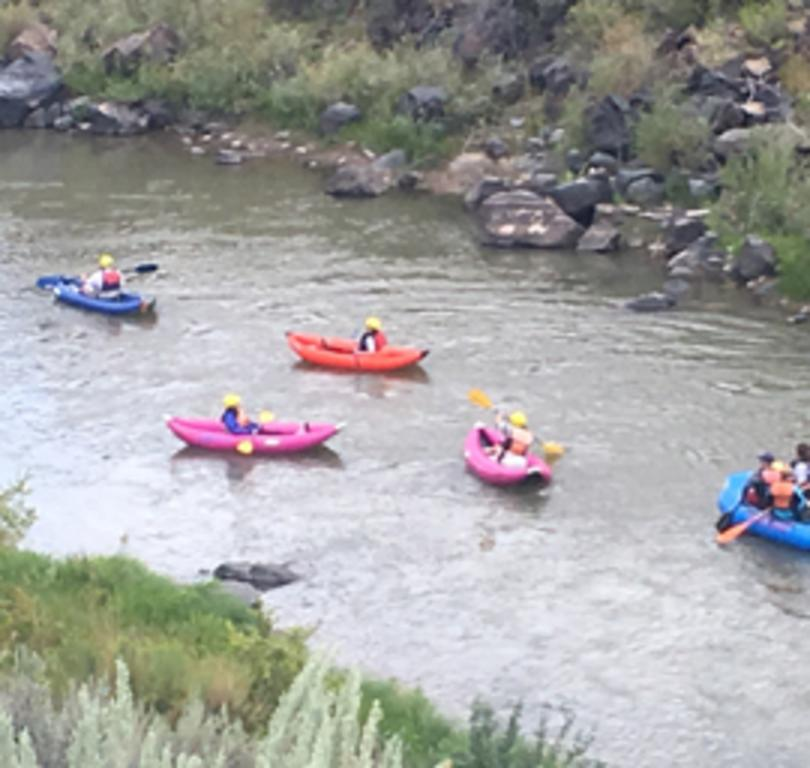 Big River Raft Trips
