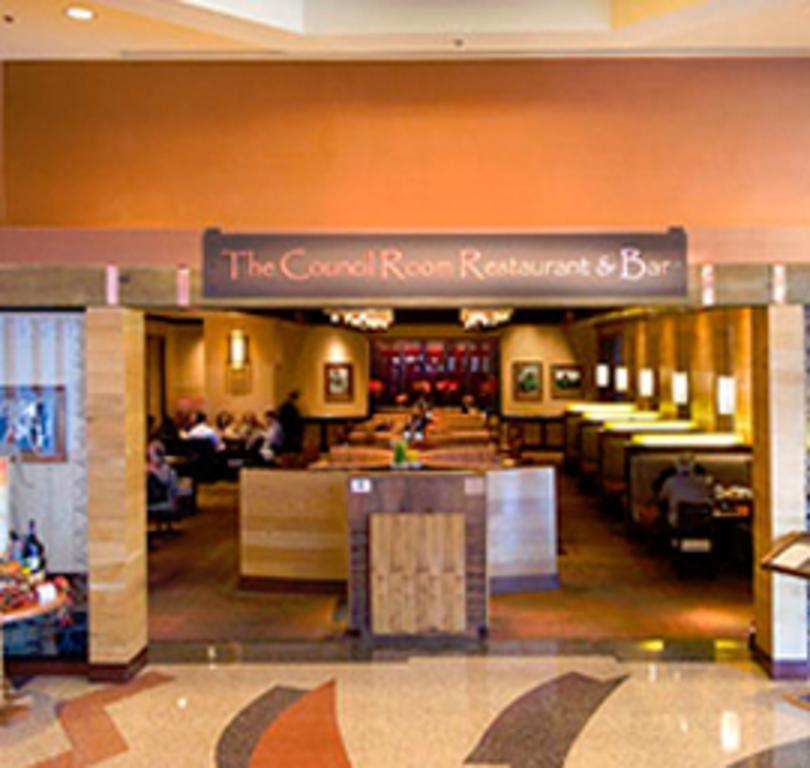 The Council Room Restaurant & Bar