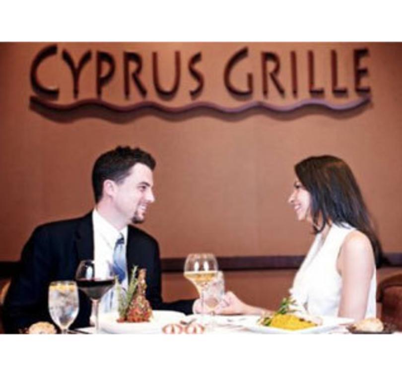 Cyprus Grille - Albuquerque Embassy Suites Hotel & Spa