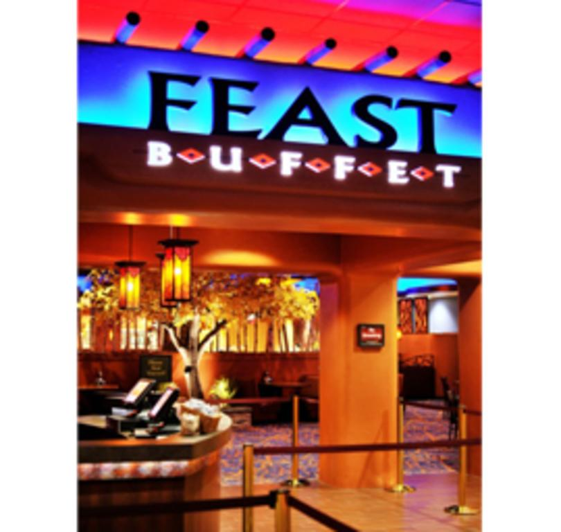 Feast Buffet - Santa Ana Star Casino