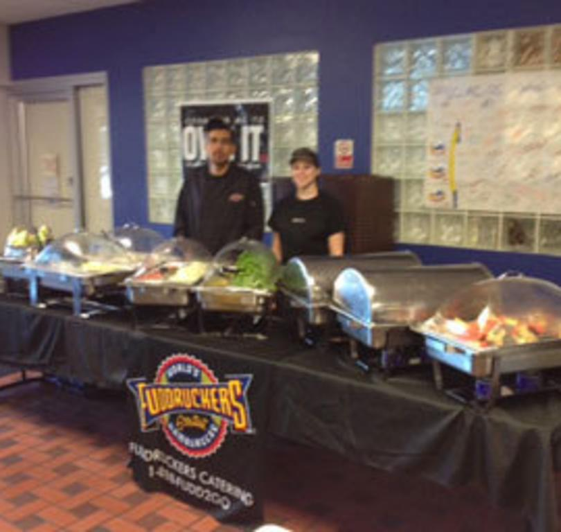 Fuddruckers - Coronado Center Catering