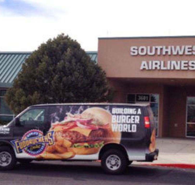 Fuddruckers - Coronado Center Catering