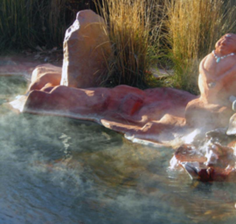 Giggling Springs Hot Springs