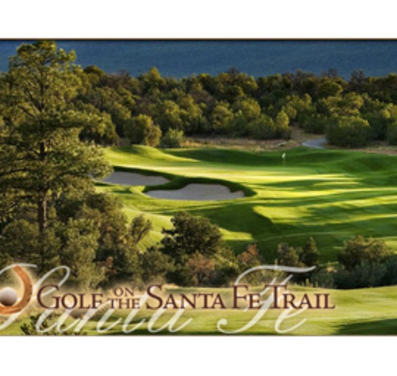 Golf on the Santa Fe Trail