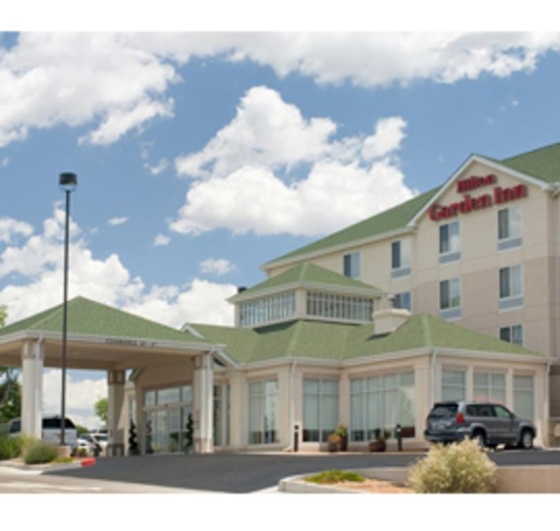 Hilton Garden Inn Albuquerque Airpor