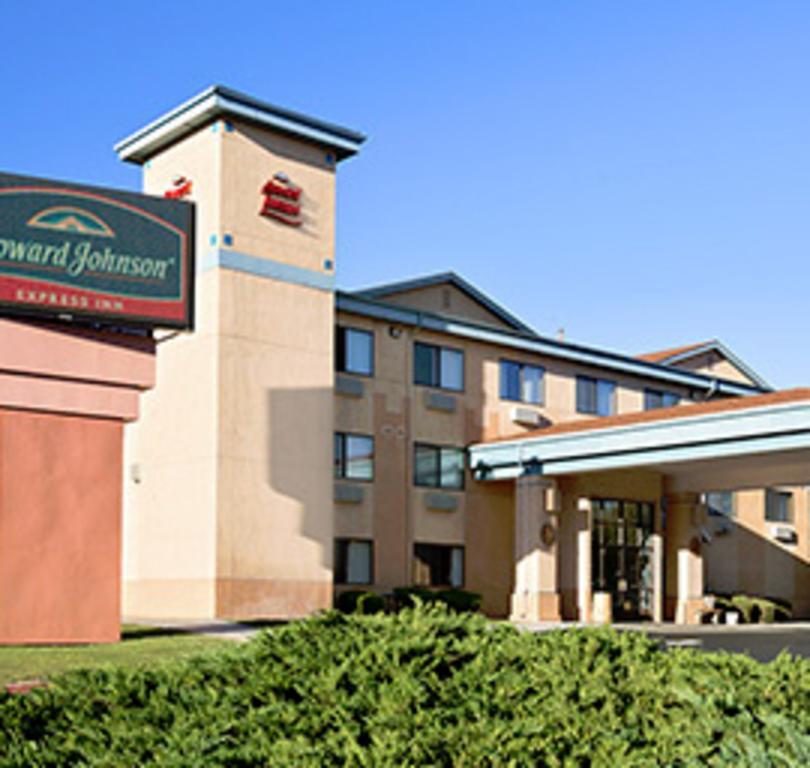Howard Johnson Express Inn North