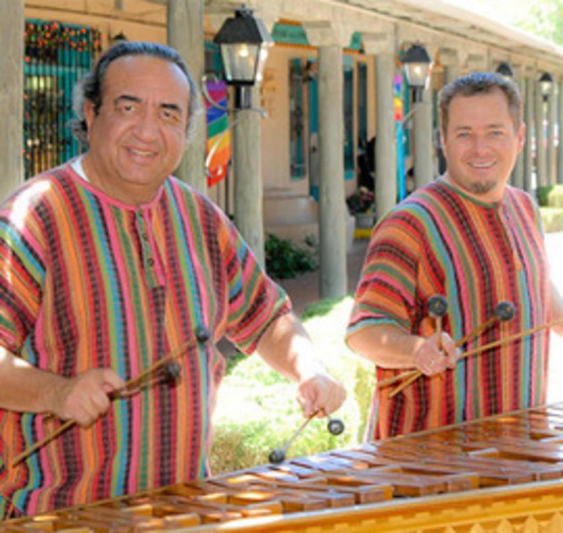 New Mexican Marimba Band