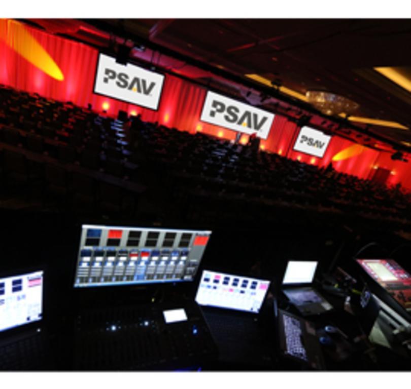 PSAV® Presentation Services