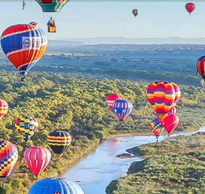 2018 music fiesta at balloon fiesta with tbd for Craft shows in albuquerque 2017