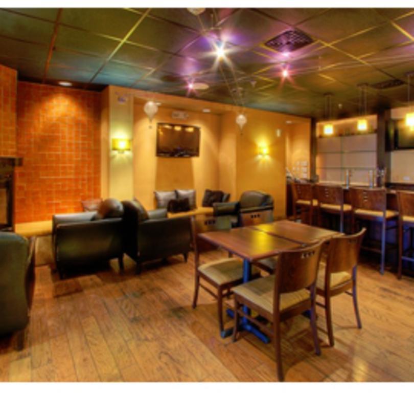 Zeppelin's Lounge