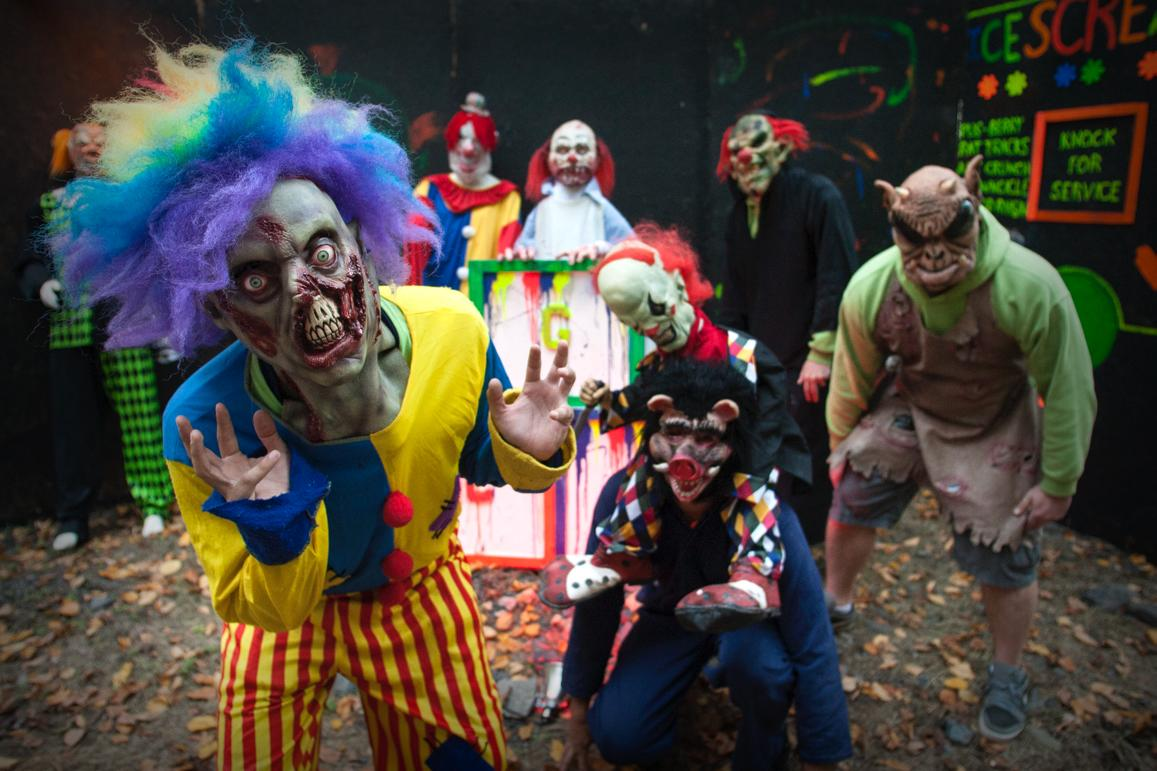 Halloween Events in the Pocono Mountains