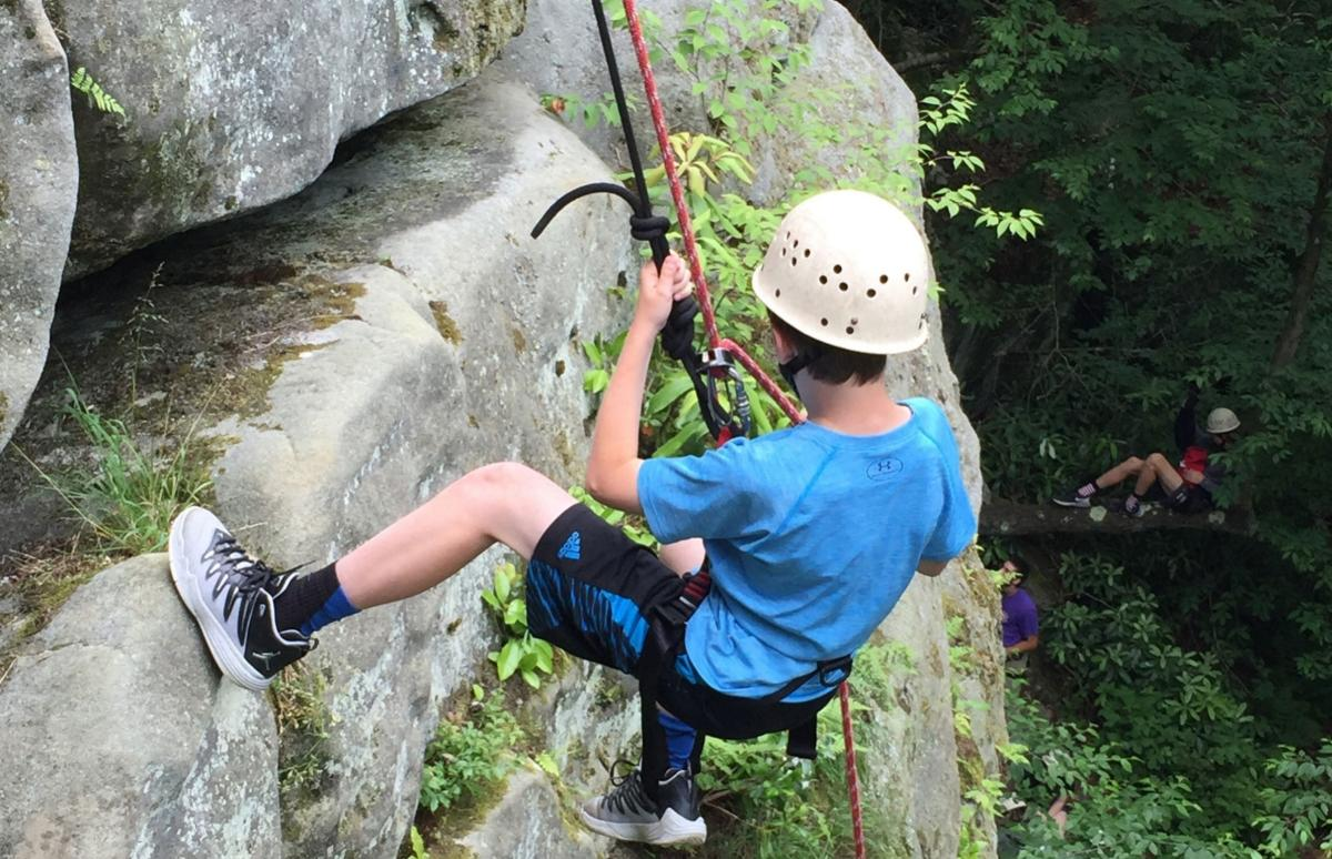 Copy of Rock Climbing Ohiopyle