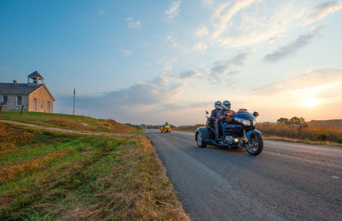 Flint Hills Motorcycle