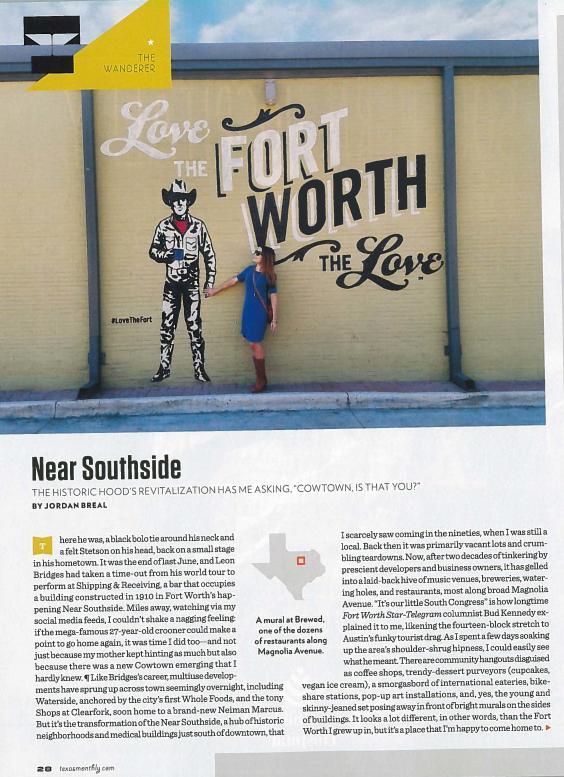 Texas Monthly 1