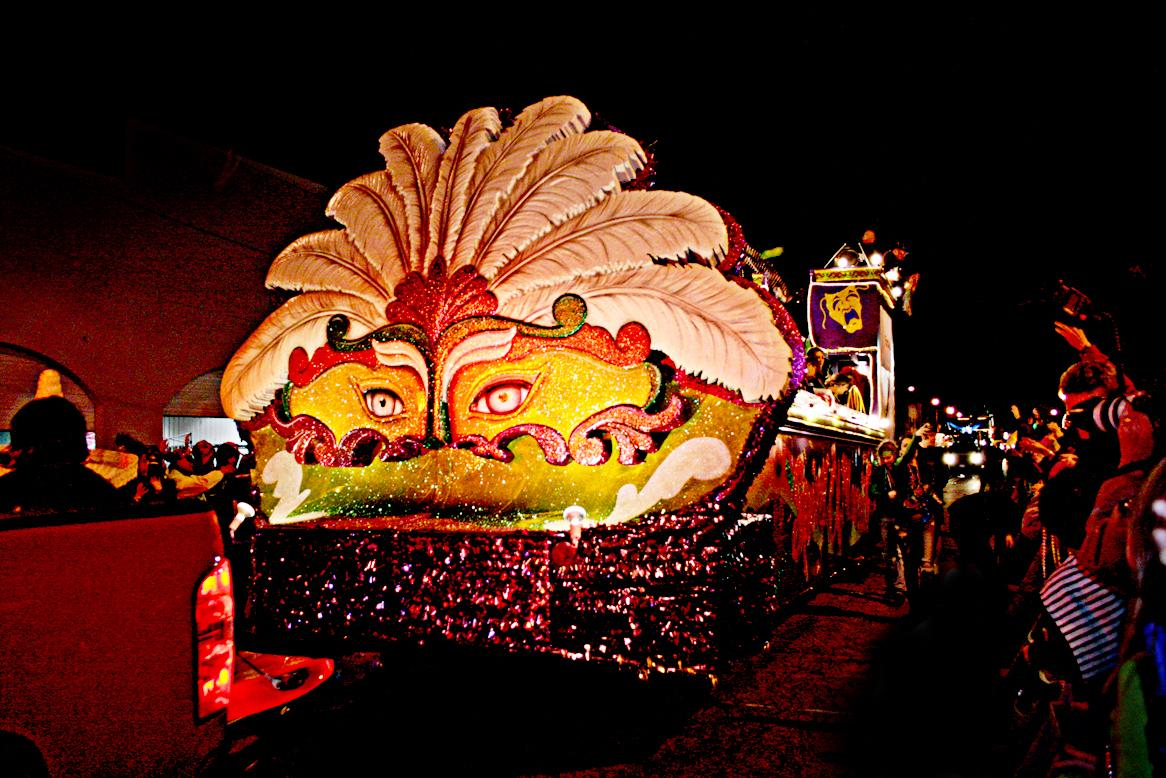 Mardi Gras of Southeast Texas Float