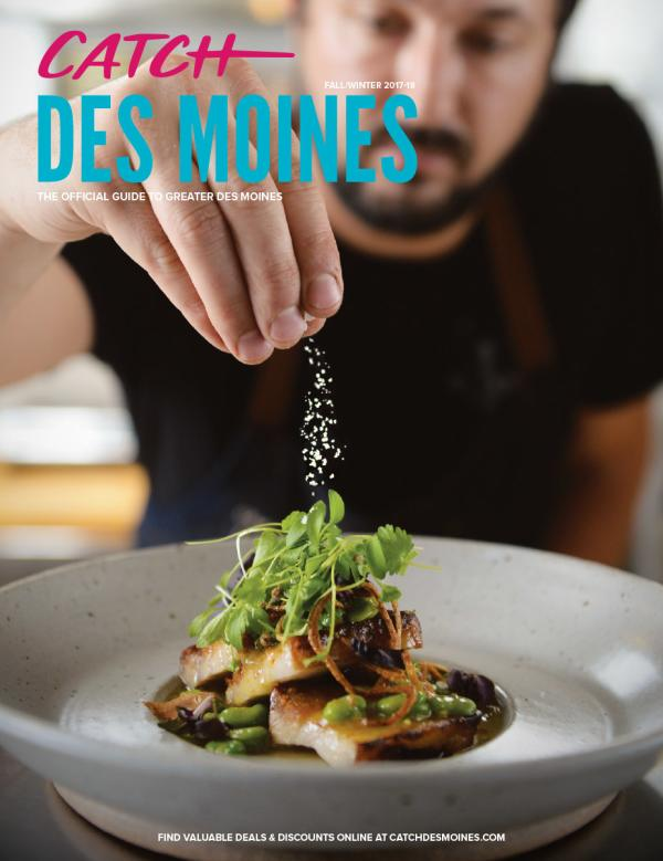 Catch Des Moines Fall/Winter Guide 17-18