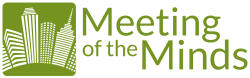 Meeting of the Minds Logo