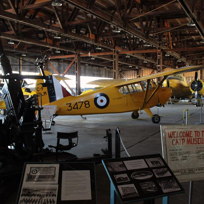 Commonwealth Air Training Plan Museum, Brandon, Manitoba