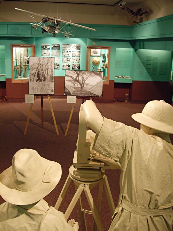Martin & Osa Safari Museum