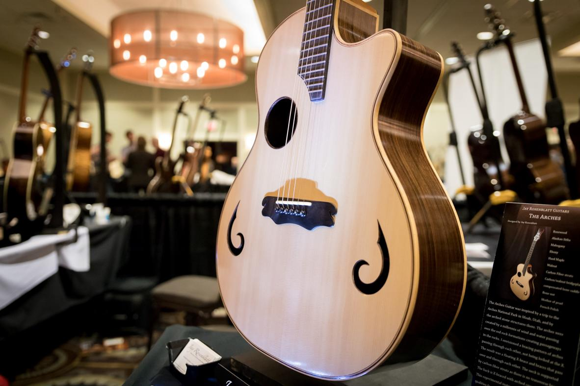 Artisan Guitar Show Harrisburg