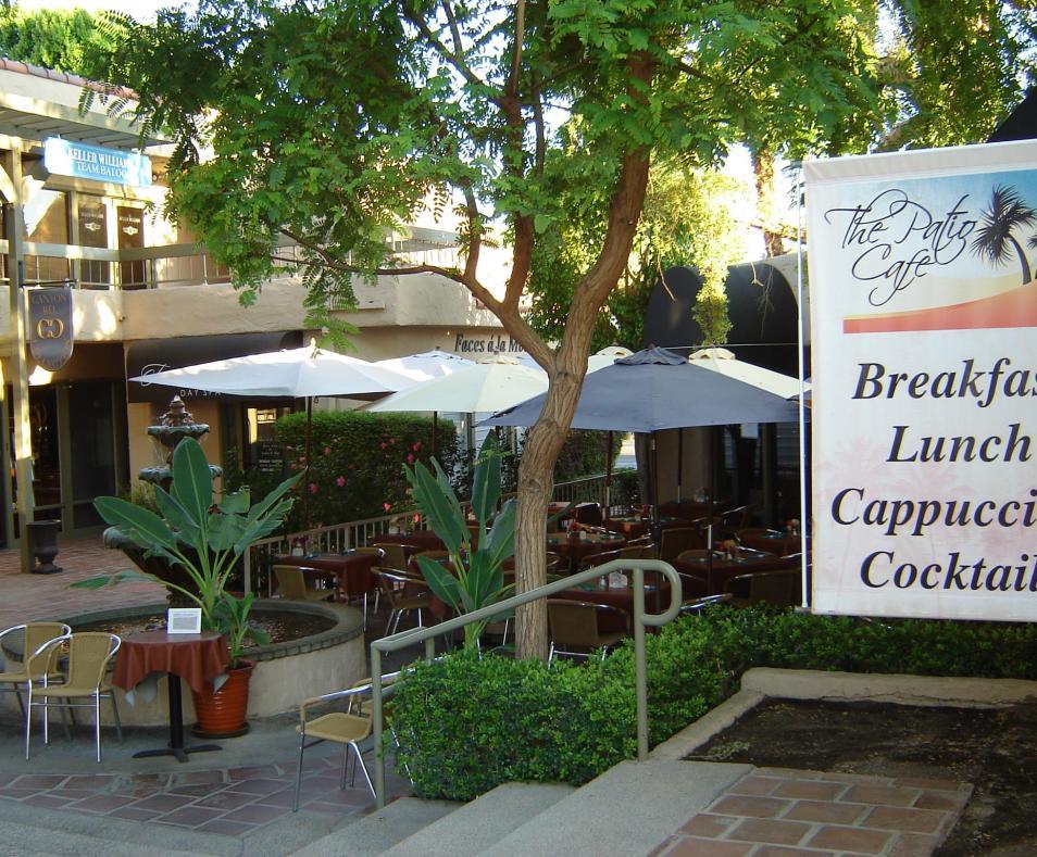 JC's Patio Café