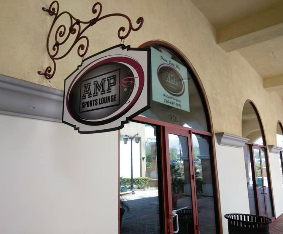 AMP Entrance
