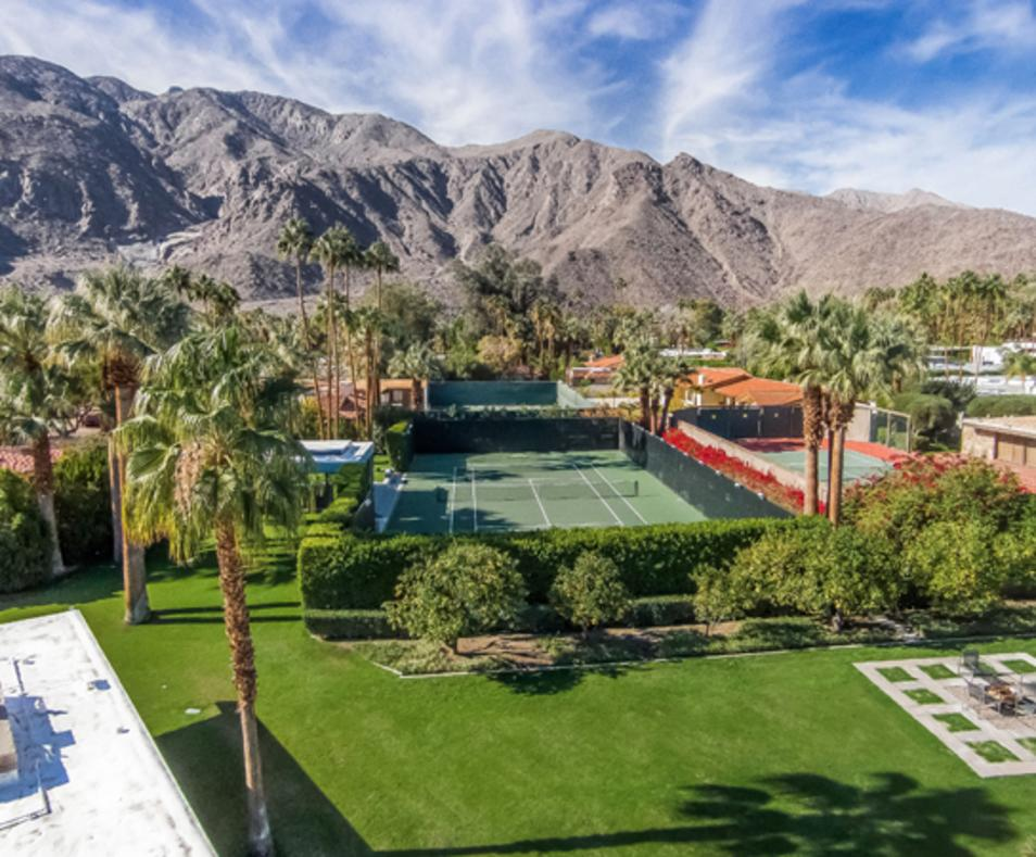 The Dinah Shore Palm Springs Estate