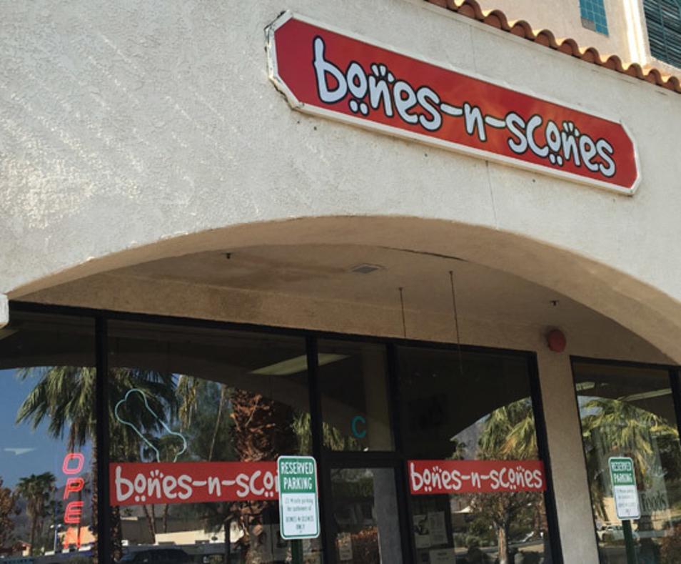 Bones-N-Scones