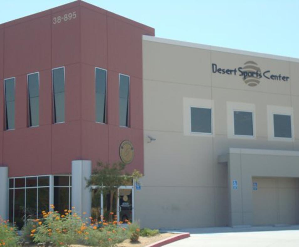 Desert Sports Center