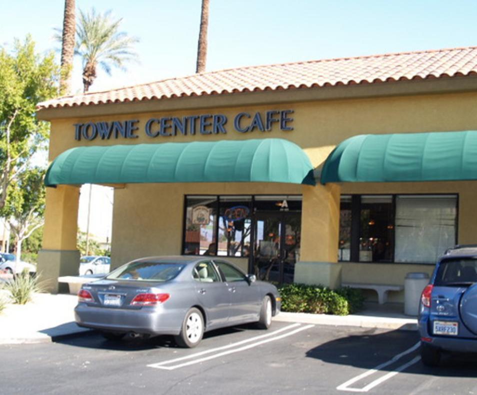 Town Center Cafe