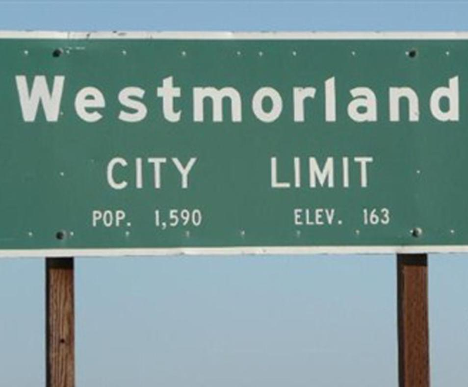 City of Westmorland