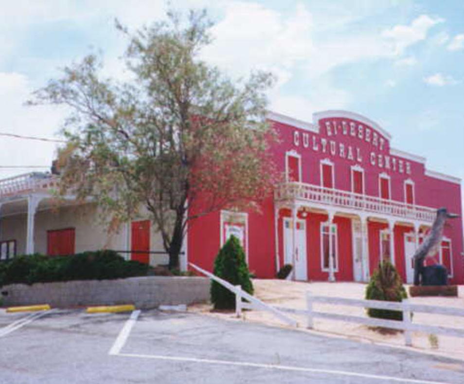 Hi-Desert Cultural Center