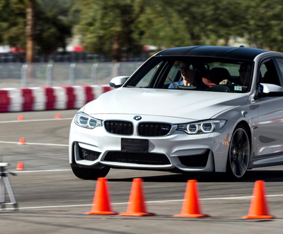 BMW Performance Center West