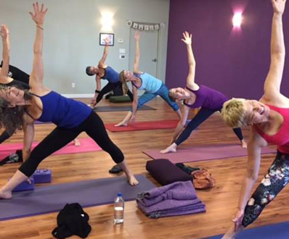 Desert Yoga Therapy