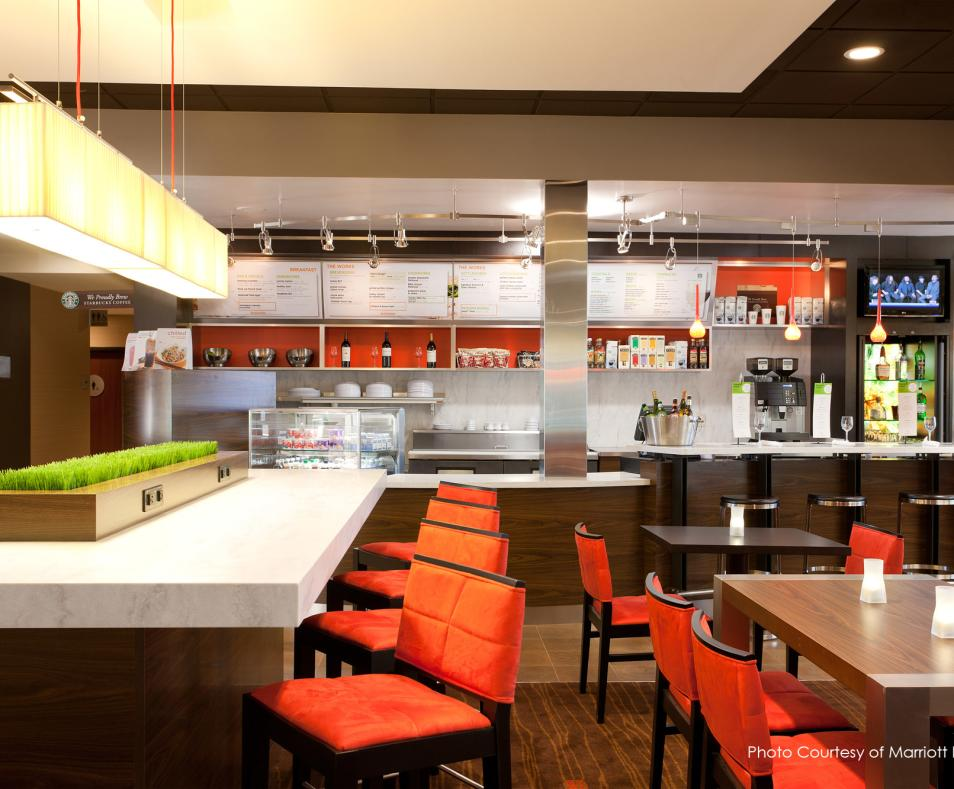Courtyard by Marriott PS Dining