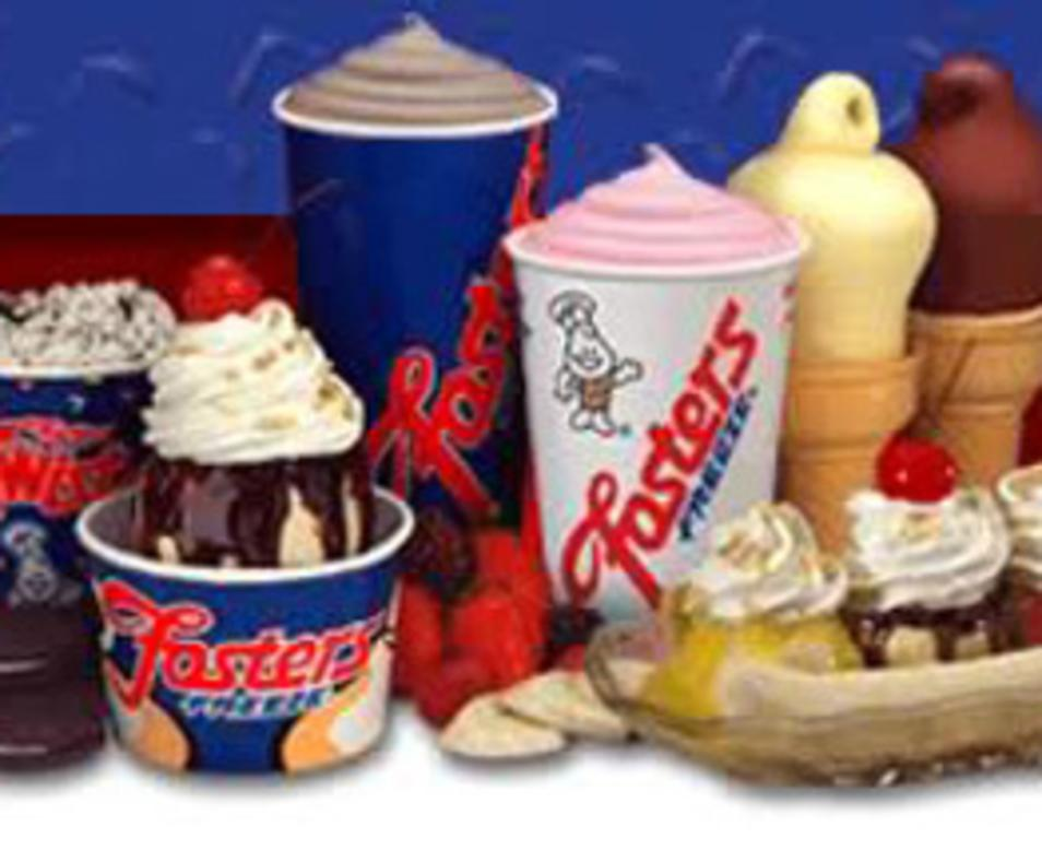 Fosters Freeze