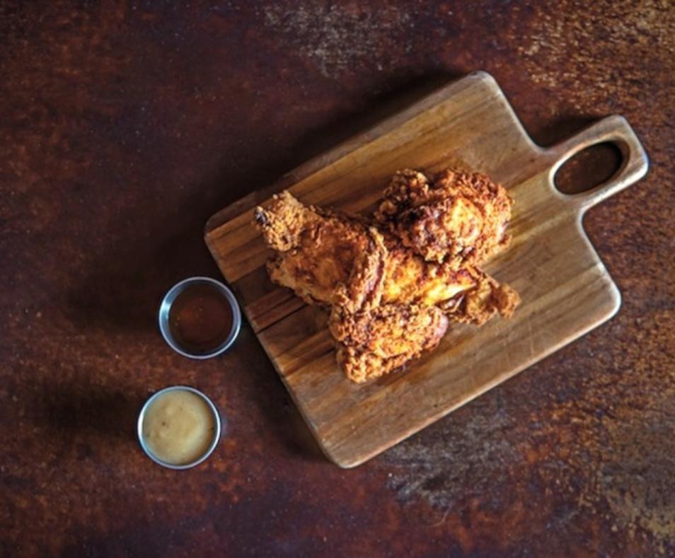 Offer: Fried Chicken Sunday