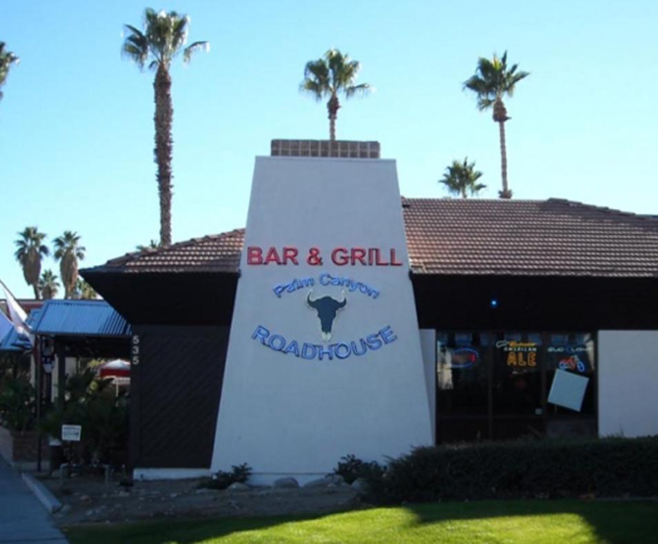Palm Canyon Roadhouse