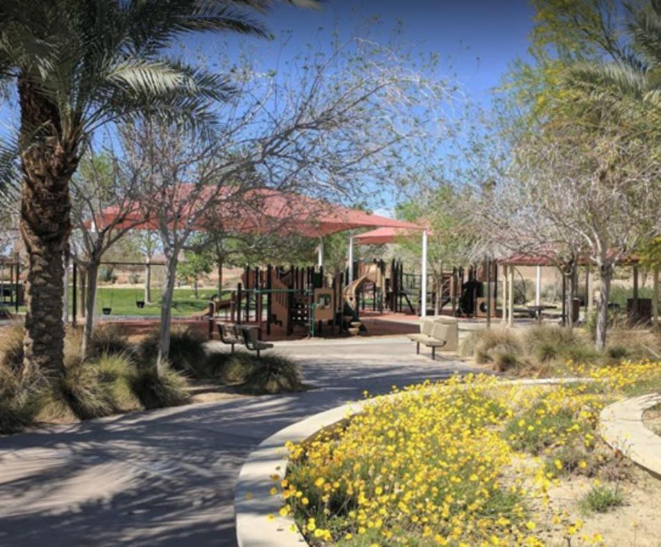 George S. Patton Park