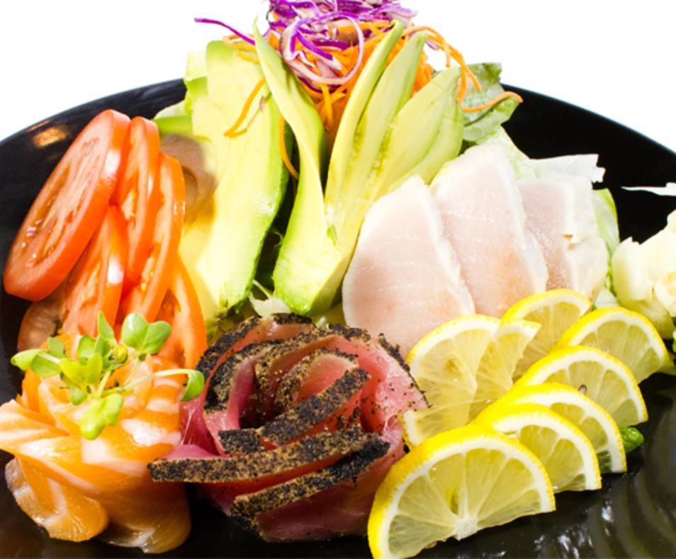 Happy Sushi Robata