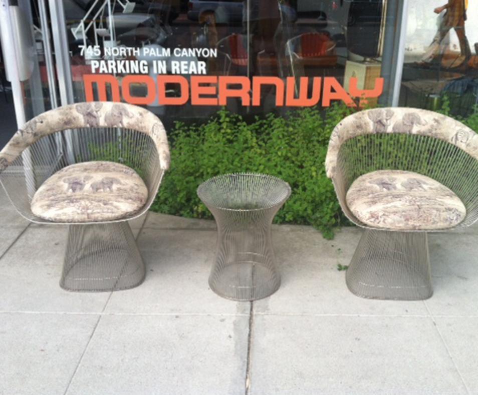 Modern Way Vintage Furnishings