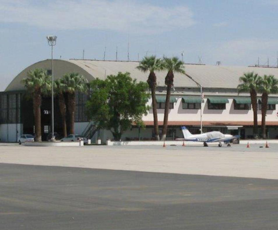 Jacqueline Cochran Regional Airport