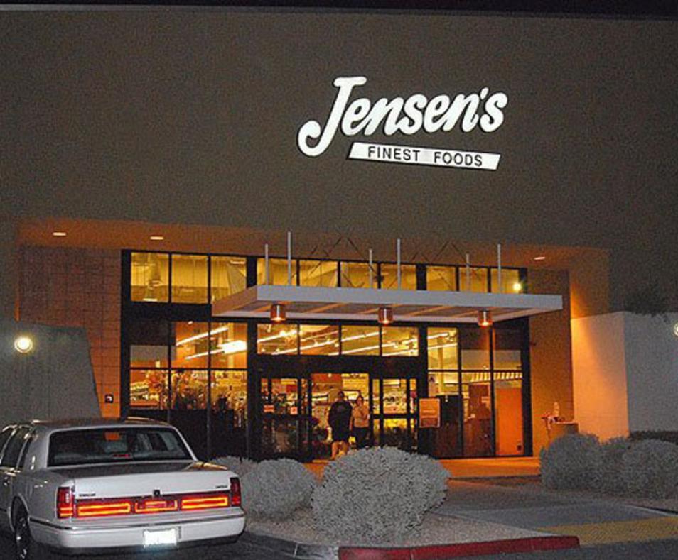 Jensen's Finest Foods / Palm Springs