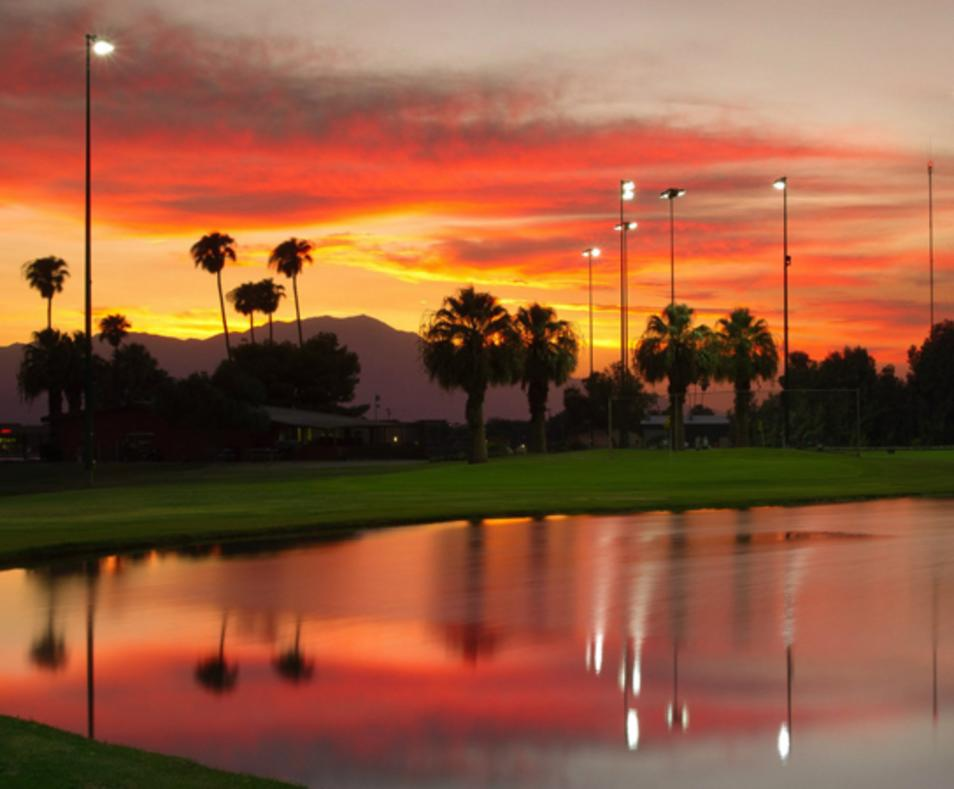 The Lights at Indio Golf Course