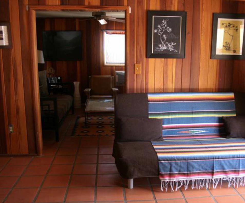 Rattler Ranch cabin