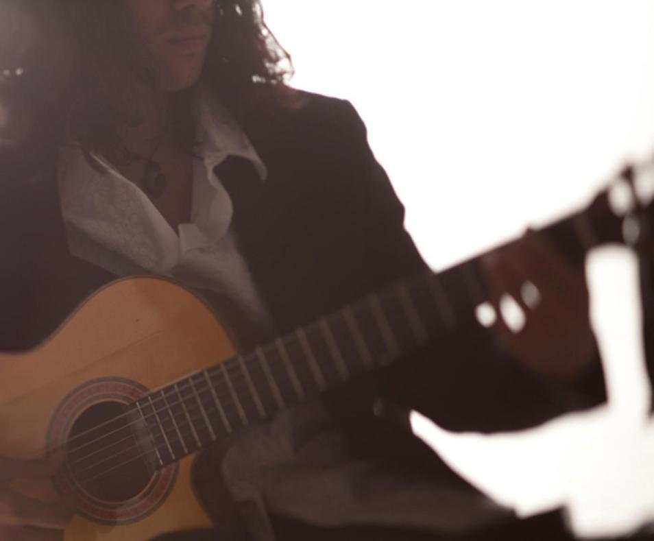 Milton Merlos Flamenco Guitarist