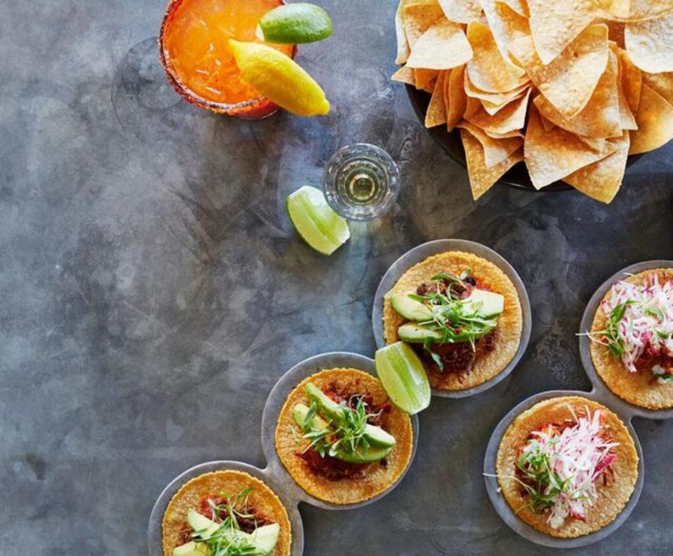 OFFER: Tacos + Chips