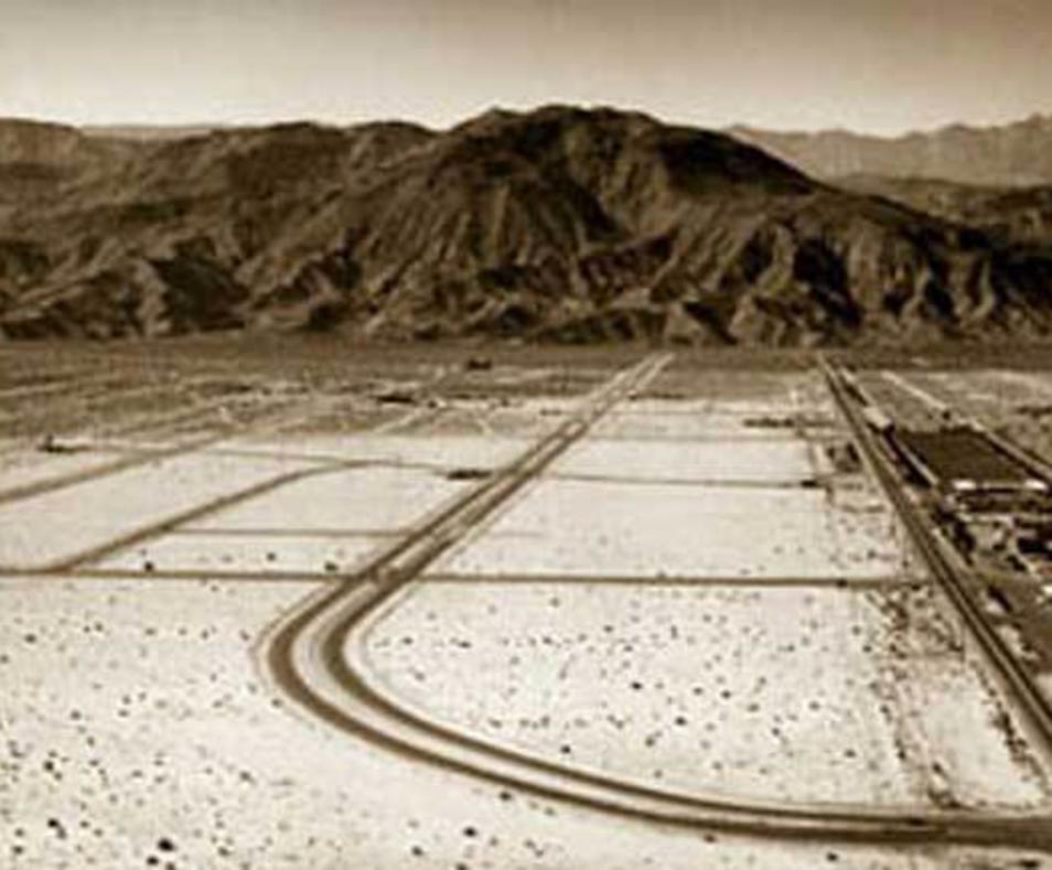 Palm Desert 1940s